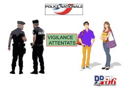 Les mesures de vigilance sur votre campus