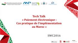 Paiement Electronique – M2T