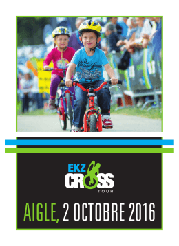 Kid Cross - Vélo