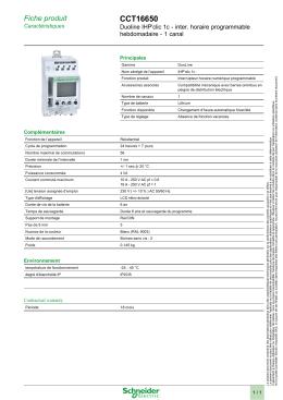 CCT16650 - LeComptoirElectrique.com