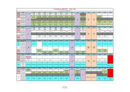 M1 MEEF 1er SEMESTRE 2016 - 2017