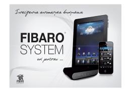 nowości w systemie FIBARO