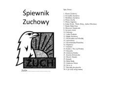 Śpiewnik Zuchowy