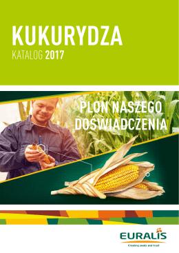 Katalog Kukurydzy 2017