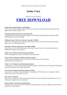 ebook senka vetra pdf