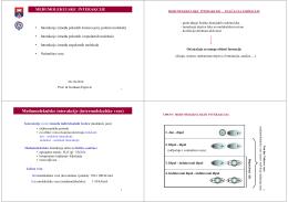 Medumolekulske interakcije 16-17 - sajt Aktivno 2