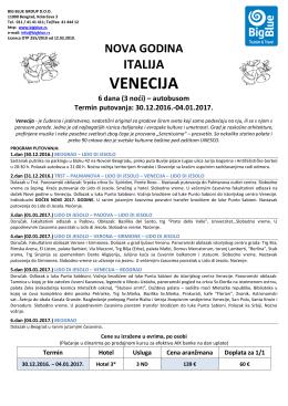 venecija - Big Blue