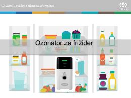 Ozonator za frižider