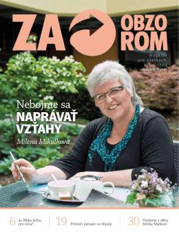 Magazín za obzorom