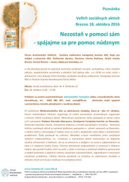 2016_10_18-veltrh-socialnych-aktivit-brezno-pozvanka-kc