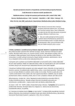 Nepokojná Euópa konšpiračný sprevodca 2016 v2 11. 10. 2016