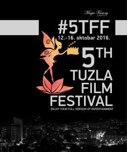 Katalog 2016 - Tuzla Film Festivala
