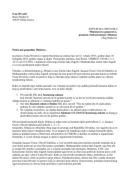 Ivan Hrvačić Braće Radića 8 10410 Velika Gorica REPUBLIKA