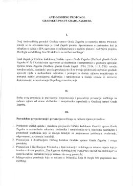 Anti mobbing protokol GUGZ