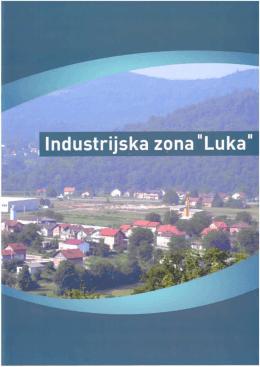 industrijska zona luka - oficijelna internet prezentacija općine Ilijaš