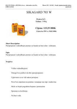 PDF - Građevinska apoteka doo