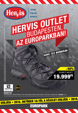HERVIS OUTLET