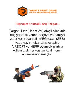 Döküman indir - Target Hunt (hedef avı)
