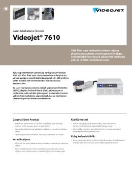 Videojet® 7610