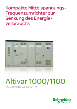 Altivar 1000/1100