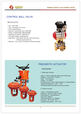 카다로그2_General Catalogue-V3 - æ samsung control valve ¢æ