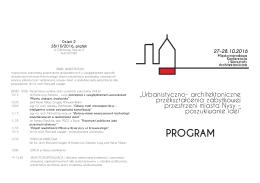 Program [  ]