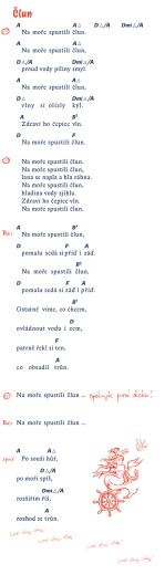 PDF mobil Stáhne se pdf soubor se všemi písněmi k prohlížení