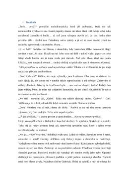 Ukázka z knihy - Bez Vydavatele
