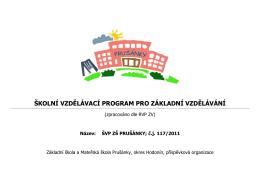Základní škola Prušánky