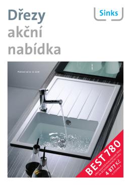 BEST 780 - Sinks sro