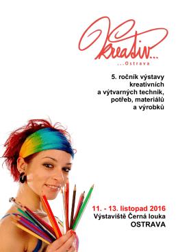 11. - 13. listopad 2016 OSTRAVA