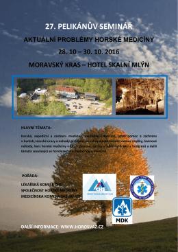 Pozvánka - Společnost horské medicíny