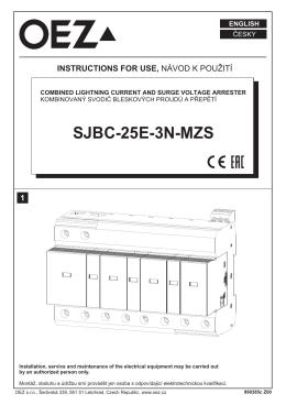 SJBC-25E-3N-MZS
