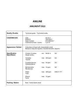 aniline - Spot Chemi