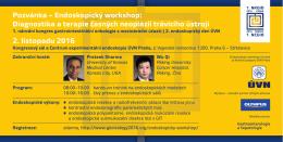 Pozvánka – Endoskopický workshop