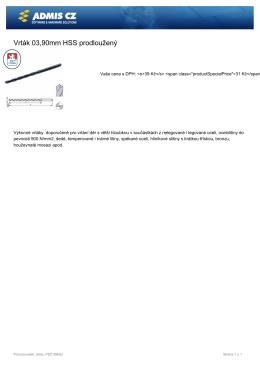 Tisk do PDF - naradi