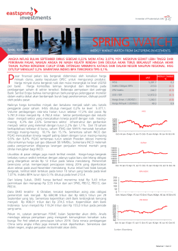 spring watch - Eastspring Investments Indonesia
