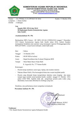 4.undangan-sos-bos - KKM MI Kecamatan Badas