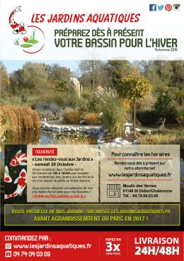 Materiel pour bassin les jardins aquatiques for Materiel pour bassin
