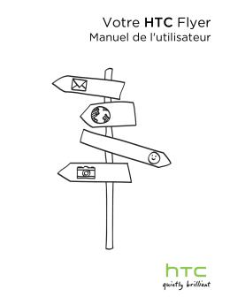 Votre HTC Flyer
