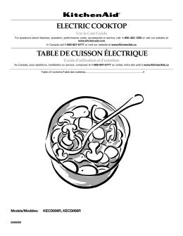 electric cooktop table de cuisson électrique