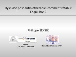 Dysbiose post antibiothérapie, comment rétablir l`équilibre
