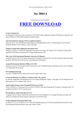 ISO 3864 4 FREE DOWNLOAD EBOOK