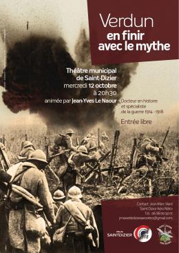 Verdun en finir avec le mythe - Jean