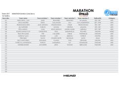 marathon - swimrun costa brava
