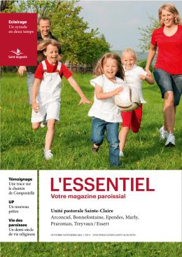 N° 4 > Octobre-novembre 2016 - Accueil | Unité Pastorale Sainte