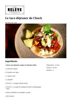 Télécharger la recette en PDF