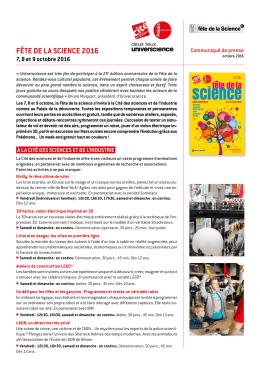 pdf, 487 Ko - Cité des Sciences et de l`Industrie