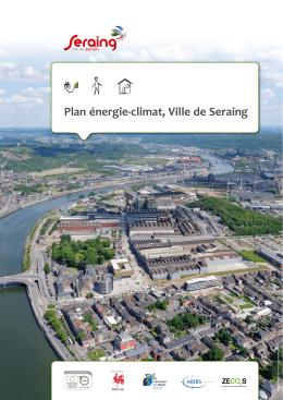 Plan énergie-climat, Ville de Seraing