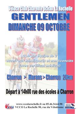www.vccolarochelle.fr ou 05.46.34.64.98 VCCO La Rochelle 90, rue